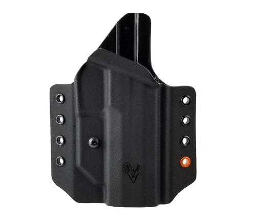 """Gryphon Sig P320 Holster Black W/1.5"""" Loops"""
