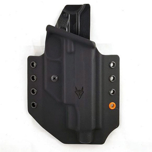 """Gryphon Walther PPQ M2 Holster Black W/1.5"""" Loops"""