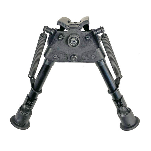 Bench Rest Self Leveling Bipod With Swivel