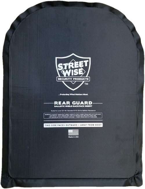 Rear Guard Ballistic Shield