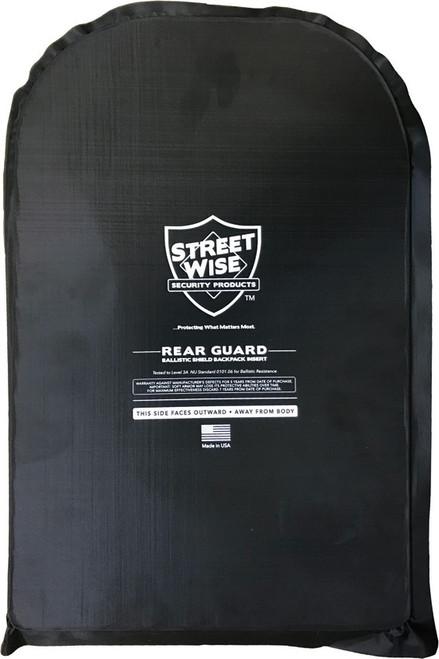 Rear Guard Ballistic Shield 11