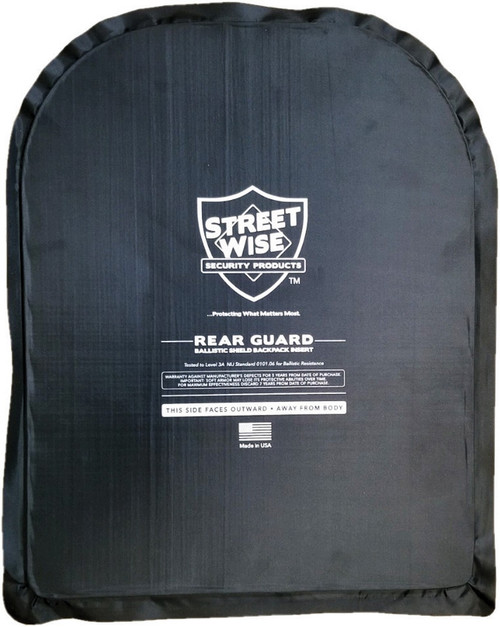 Rear Guard Ballistic Shield 10