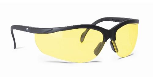 Yellow Lens Shooting Glasses