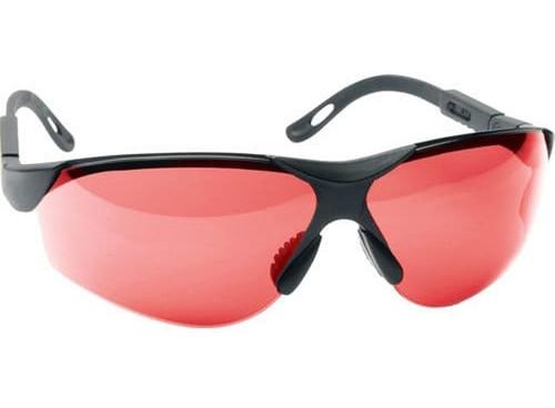 Elite Sport Shooting Glasses Vermillion