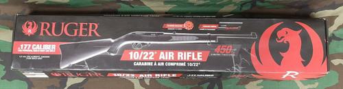 Umarex Ruger 10/22 Co2 Pellet Rifle With Monsturm Rail - Floor Model