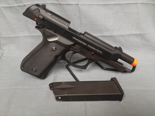 KWA M9 PTP Full Metal Gas Blowback Airsoft Pistol - Boneyard