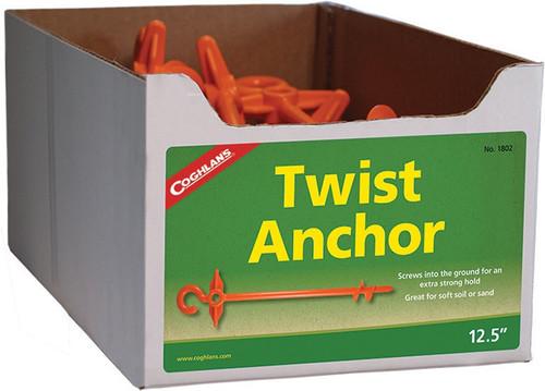 Twist Anchor Peg 24 Pk