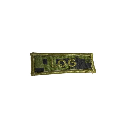 """""""LOG"""" Canadian Digital Name Tape"""