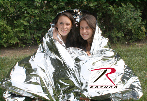 Rothco 2-Person Polarshield Survival Blanket
