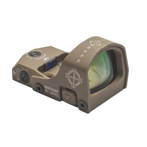 Sightmark Mini Shot M-Spec FMS Reflex Sight Dark Earth