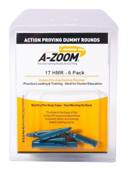 A-Zoom 17 HMR Action Dummy Rd 6/Pkg
