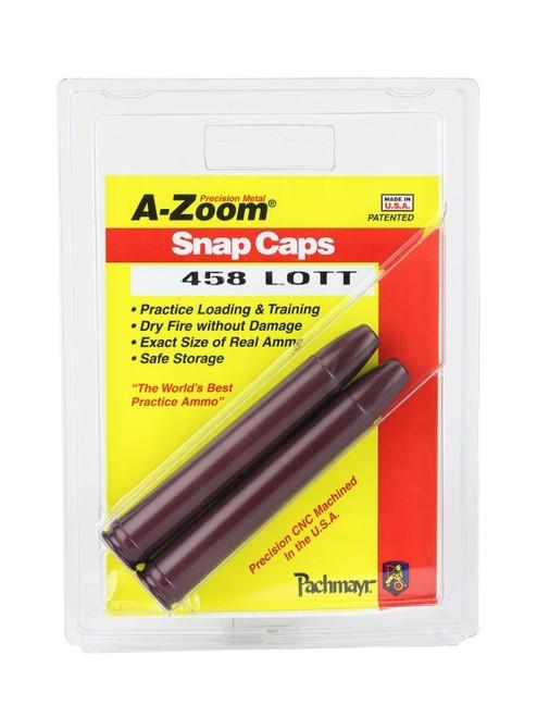 A-Zoom 458 Lott Snap Caps 2/Pkg