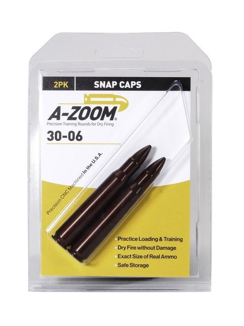 A-Zoom 30-06 Snap Caps 2/Pkg
