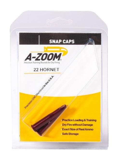 A-Zoom 22 Hornet Snap Caps 2/Pk