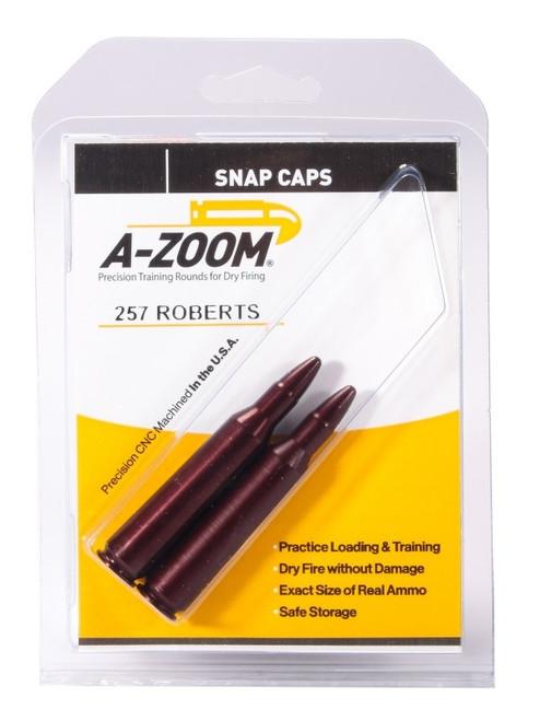 A-Zoom 257 Roberts Snap Caps 2/Pk