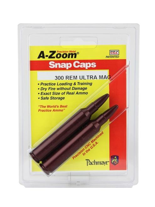 A-Zoom 300 Rum Snap Caps 2/Pkg
