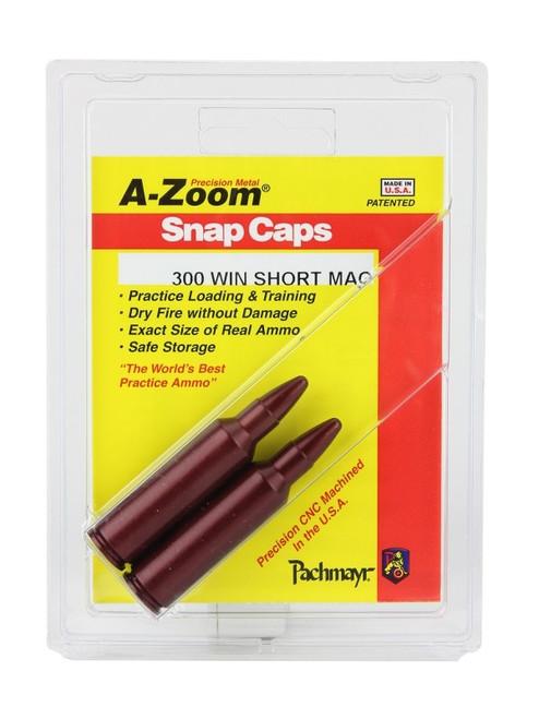 A-Zoom 300 Wsm Snap Caps 2/Pkg