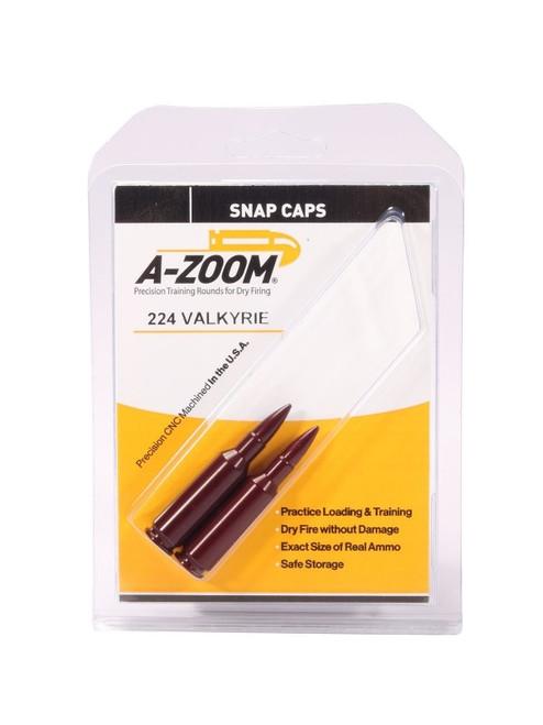 A-Zoom 224 Valkryie Snap Caps 2/Pkg