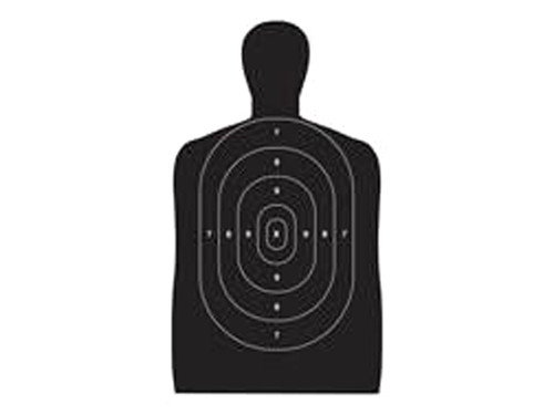 Auto Advance Silhouette Target Roll 50Ft