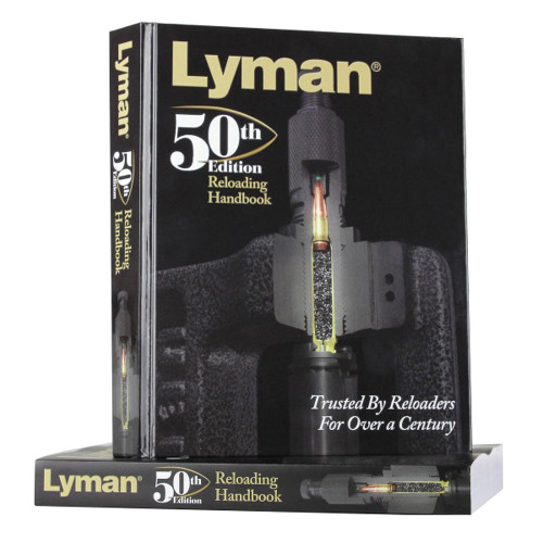 Lyman 50Th Edition Softcover Reloading Handbook