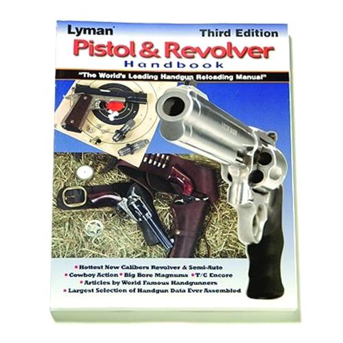 Pistol & Revolver Handbook 3Rd Edition
