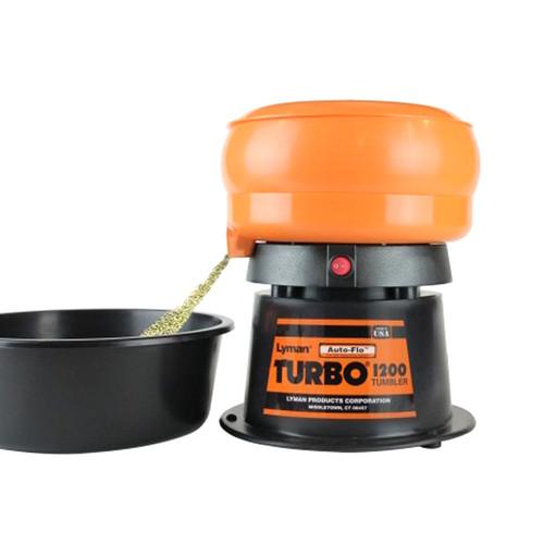 Turbo Tumbler 1200 W/Auto-Flo