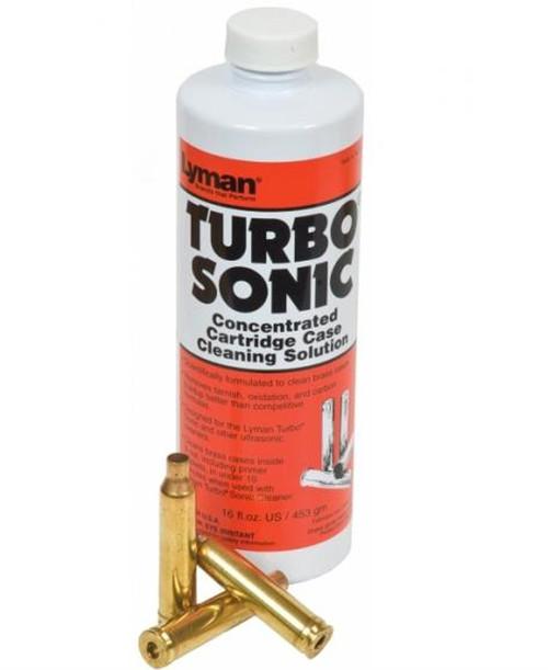 Turbo Sonic Gun Parts Solution 16 Oz.