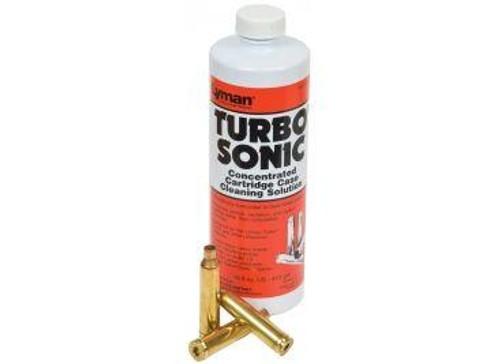 Turbo Sonic Case Cleaner Solvent 32 OZ
