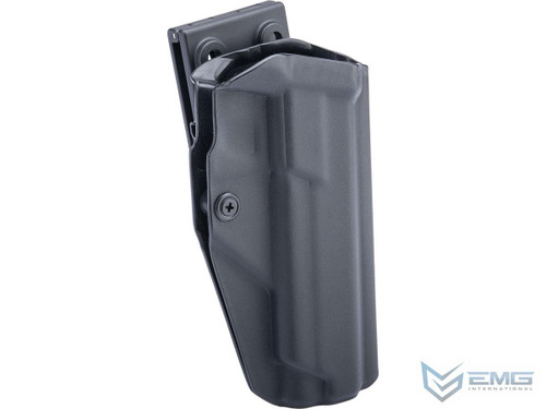 EMG .093 Kydex Holster w/ QD Mounting Interface for 2011 / Hi-Capa 5.4 Extended Slide Airsoft GBB Pistols