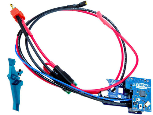 JeffTron Leviathan Airsoft Drop-In Programmable MOSFET Module
