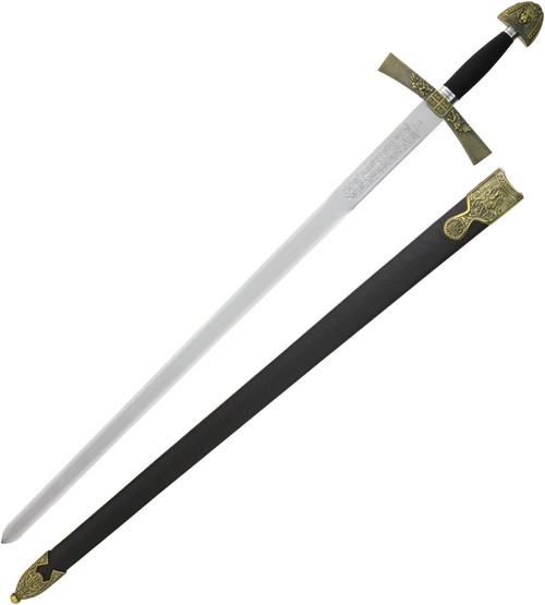 Armaduras Ivanhoe Sword w/Scabbard