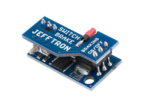 JeffTron Switch Brake for Airsoft AEGs (Model: Without Wiring)
