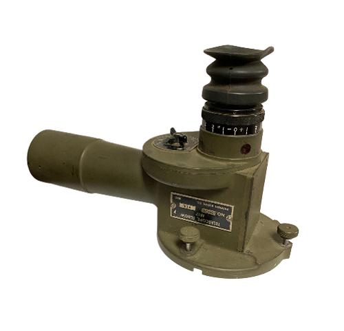WWII U.S. Military M17 Elbow Artillery Telescope