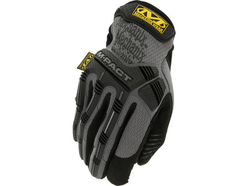 Mechanix M-Pact Tactical Gloves (Color: Grey)