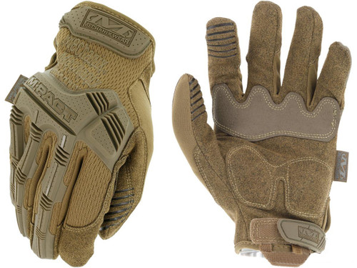Mechanix Wear M-Pact Gloves Version 2 (Color: Coyote)