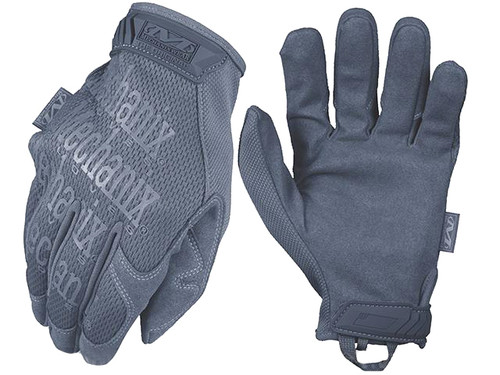 Mechanix Original Tactical Gloves (Color: Wolf Grey)
