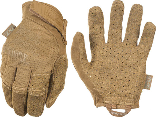 Mechanix Specialty Vent Covert Tactical Gloves (Color: Coyote)
