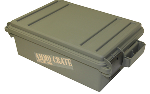 """Ammo Crate 4.8"""" Army Green"""