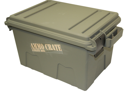 """Ammo Crate 8.5"""" Army Green"""