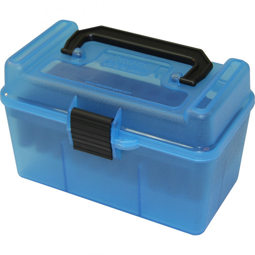 Handled 50Rd Small Rifle Ammo Case