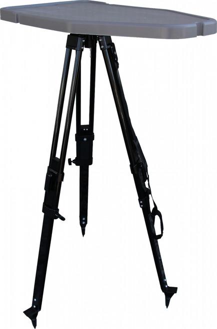 High-Low Shooting Table