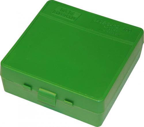 Pistol Fliptop 100Rd 44 Green