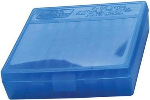 Pistol Fliptop 100Rd 45 CLR-Blue