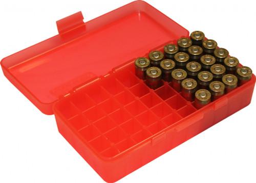 Pistol Fliptop 100Rd 45 CLR-Red