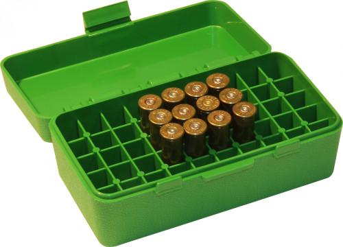 Pistol Fliptop 50Rd 38/357 Green