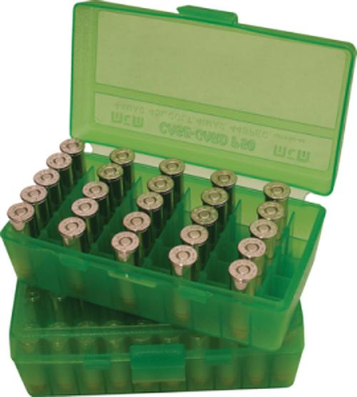 Pistol Fliptop 50Rd 38/357 CLR-GRN