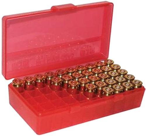 Pistol Fliptop 50Rd 45 CLR-Red