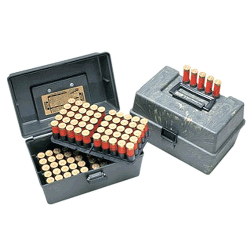 Deluxe Shotshell Case 100 Rd Dual Gauge