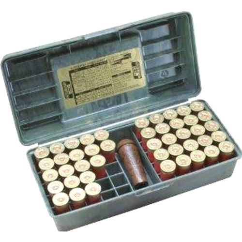 Shotshell 50Rd Handled Case 12 Gauge
