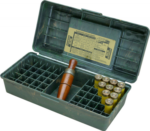 20 GA 50Rd Shotshell Case W/Handle